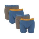Vinnie-G boxershorts Wakeboard Uni 4-pack