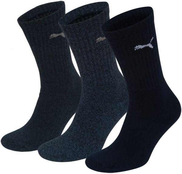 Puma sokken sport sokken navy 3 pack 39 42