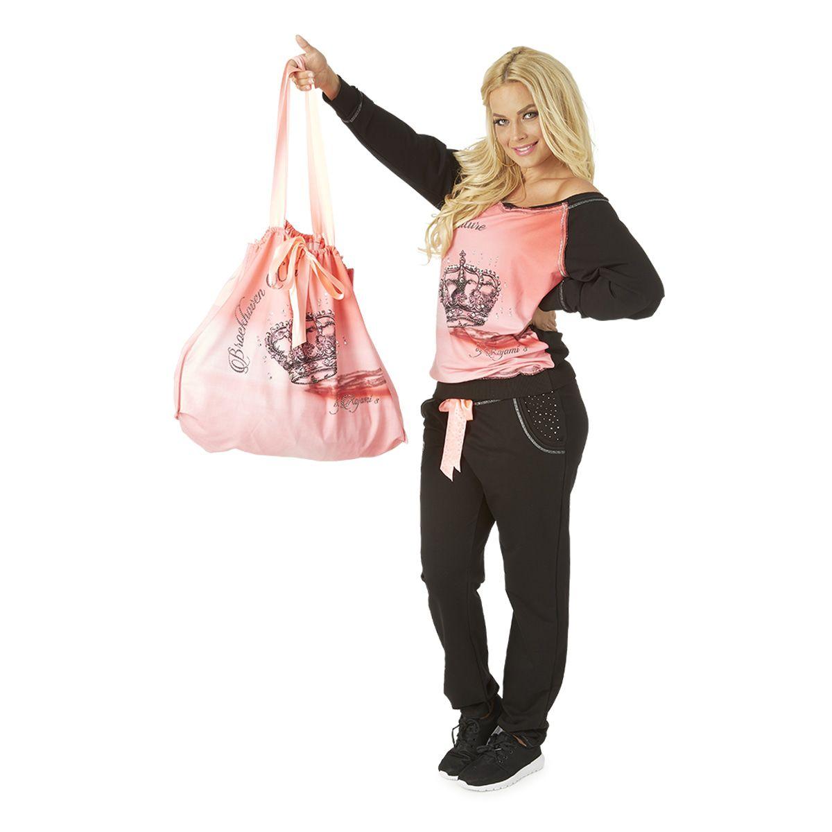 Rojamis Royal bag Roze