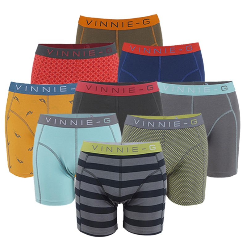 Vinnie G Boxershort Verrassingspakket 16 pack L